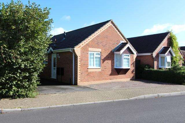 2 Bedrooms Detached Bungalow for sale in Dashwood Close, Sturminster Newton