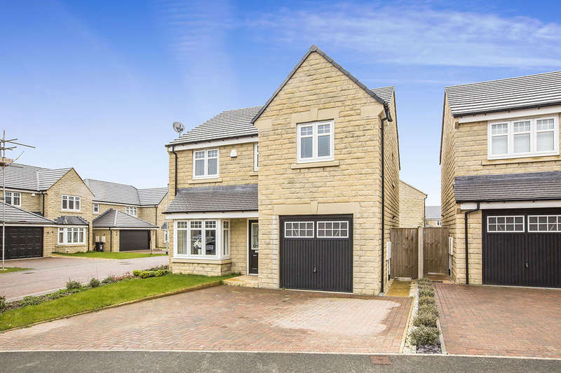 4 Bedrooms Detached House for sale in Kingsbrooke Drive, Elland, HX5