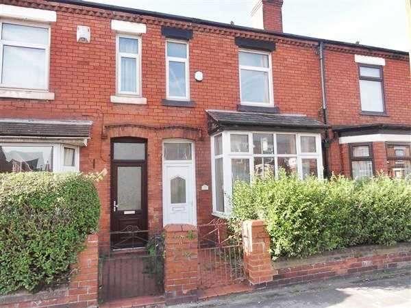 2 Bedrooms Terraced House for sale in Lovely Lane, Warrington, Warrington