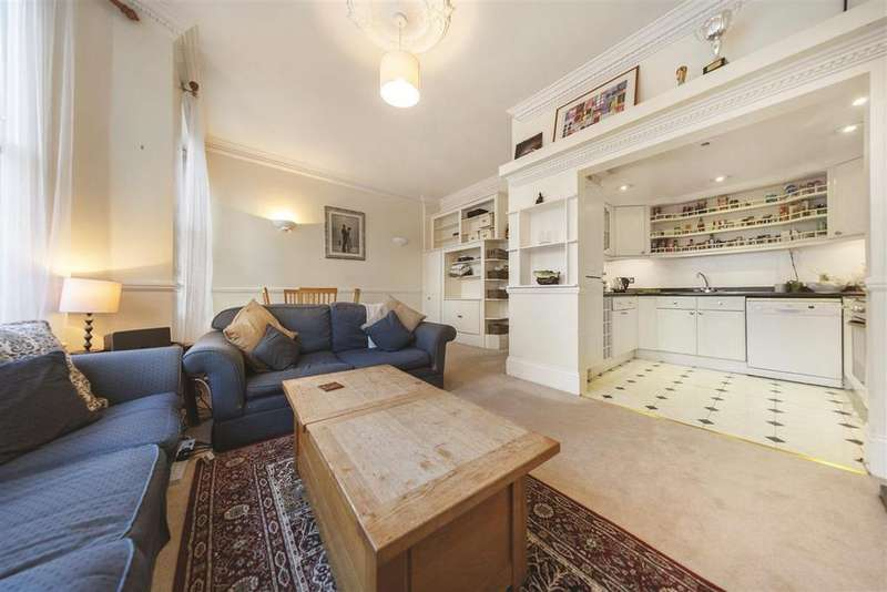 2 Bedrooms Flat for sale in Battersea Rise, SW11
