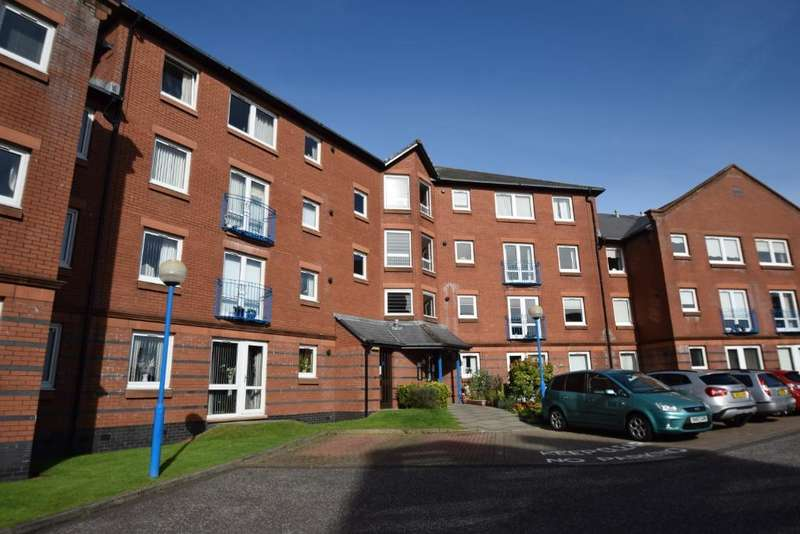 1 Bedroom Flat for sale in Smith Street, Ayr, South Ayrshire, KA7 3AW