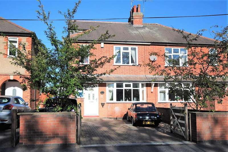 4 Bedrooms Semi Detached House for sale in Main Road, Asfordby Valley, Melton Mowbray
