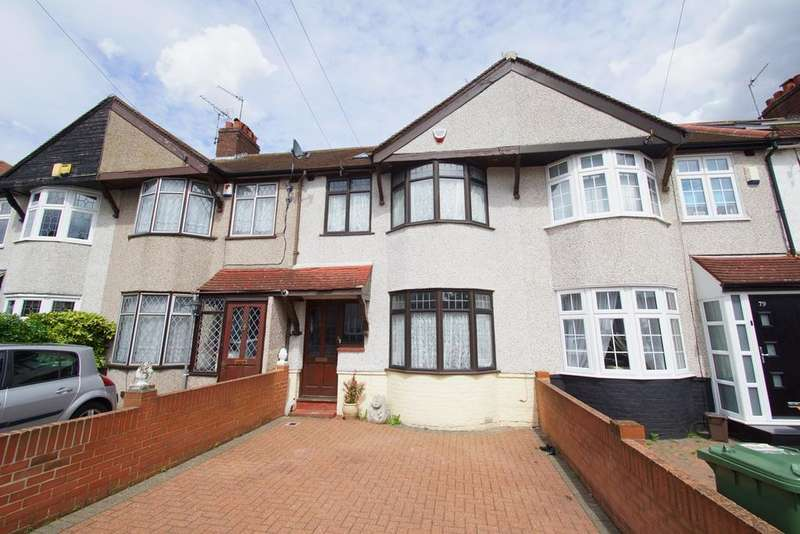 4 Bedrooms Terraced House for sale in Westmoreland Avenue, Welling, DA16