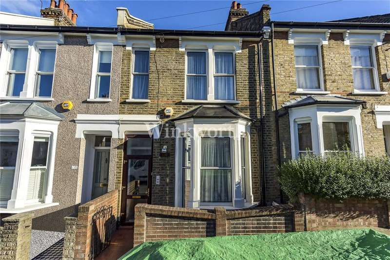 3 Bedrooms Terraced House for sale in Greyhound Road, Tottenham, N17