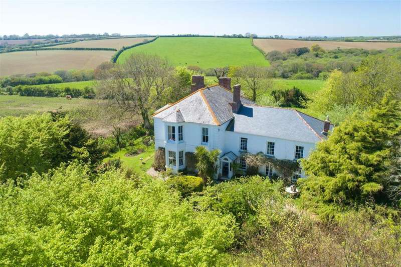6 Bedrooms Farm House Character Property for sale in Portscatho