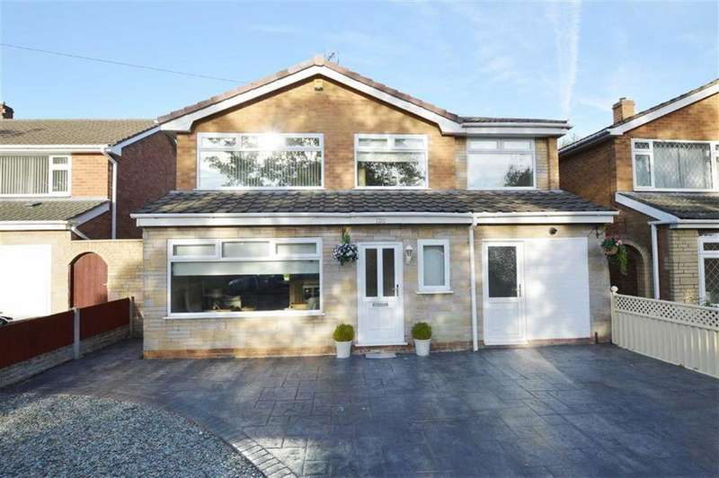 4 Bedrooms Detached House for sale in Plymyard Avenue, CH62