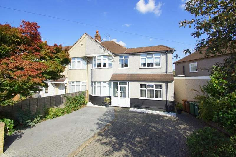 5 Bedrooms End Of Terrace House for sale in Northumberland Avenue, Welling, DA16
