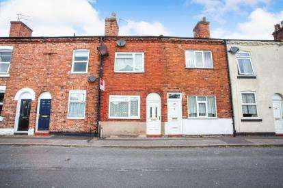 2 Bedrooms Terraced House for sale in Greenall Road, Northwich, Cheshire, United Kingdom