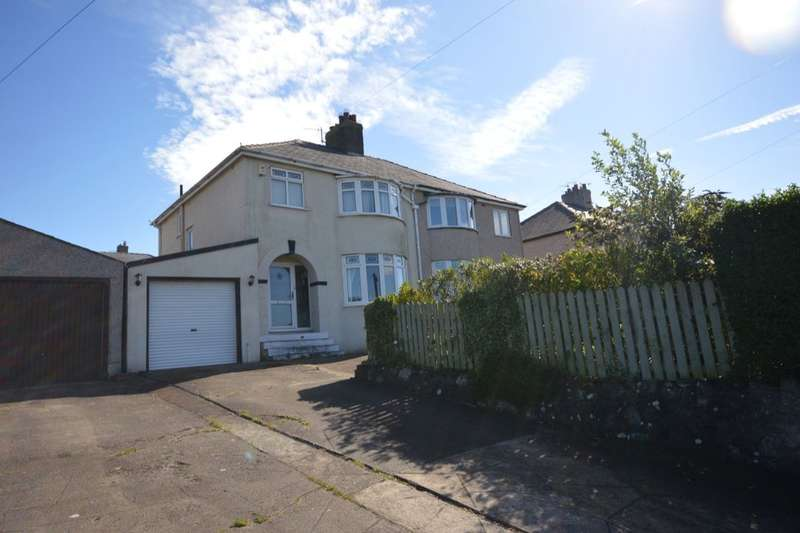 3 Bedrooms Semi Detached House for sale in Loop Road North, Whitehaven, CA28