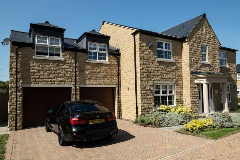 5 Bedrooms Detached House for sale in Wheat Croft, Walton Place, Thorp Arch, Wetherby