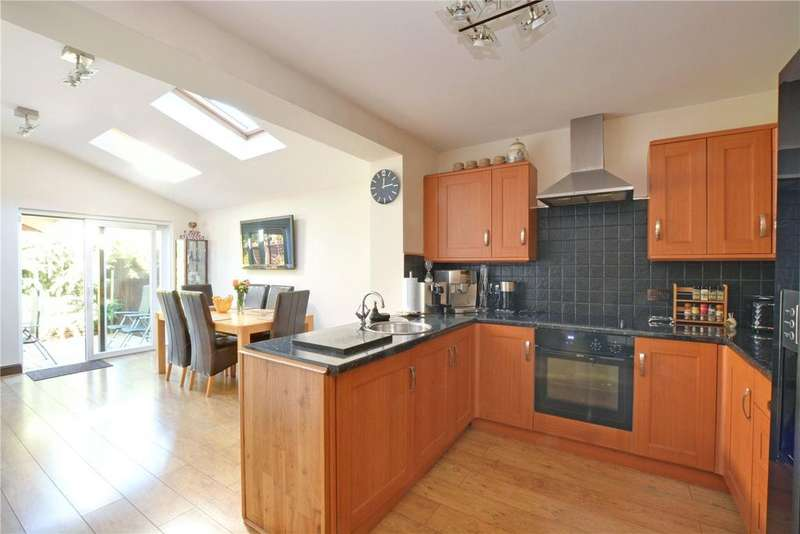 3 Bedrooms End Of Terrace House for sale in Widecombe Road, London, SE9