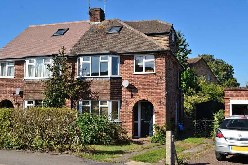 3 Bedrooms Semi Detached House for sale in Robindale Avenue, Earley, Reading, Berkshire, RG6 7JR