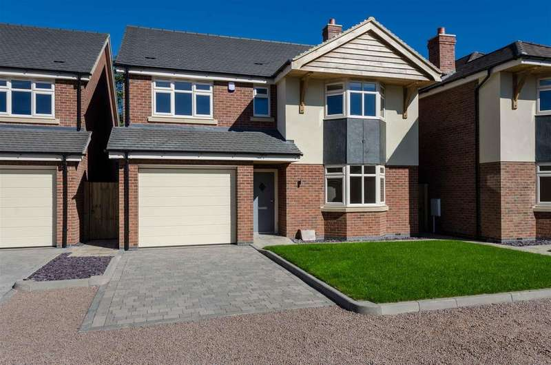 5 Bedrooms Detached House for sale in Burbage Road, Burbage