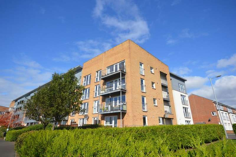 1 Bedroom Apartment Flat for sale in Ellerslie Path Yoker, G14 0NZ