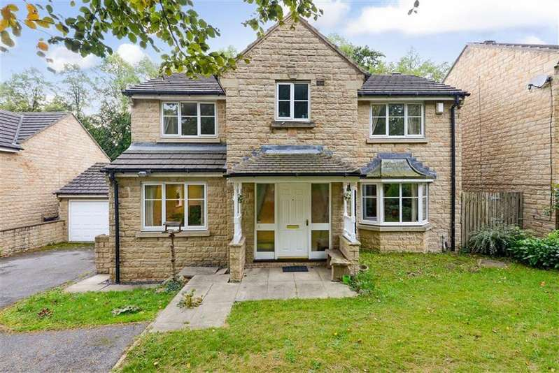 4 Bedrooms Detached House for sale in Wyvern Avenue, Marsh, Huddersfield, HD3