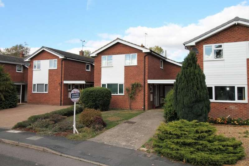 4 Bedrooms Detached House for sale in Pochin Drive, Market Harborough