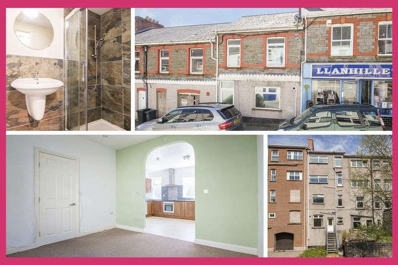 4 Bedrooms Property for sale in Commercial Road Llanhilleth, Abertillery