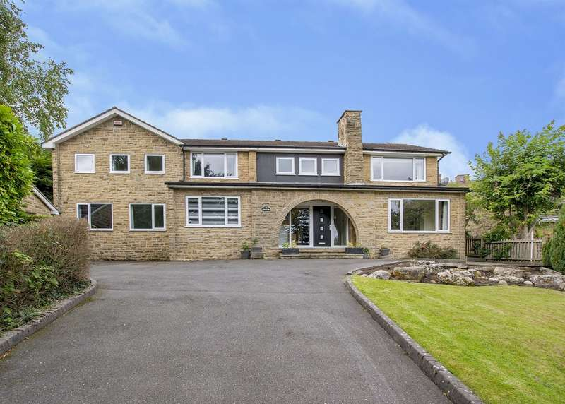 4 Bedrooms Detached House for sale in Hallam View, 68 Stumperlowe Park Road, Fulwood, S10 3QP