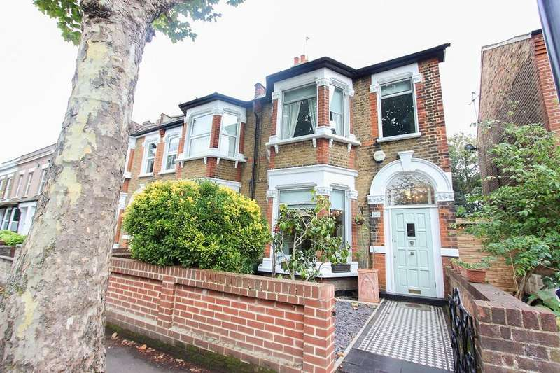 5 Bedrooms End Of Terrace House for sale in Capel Road, Forest Gate E7