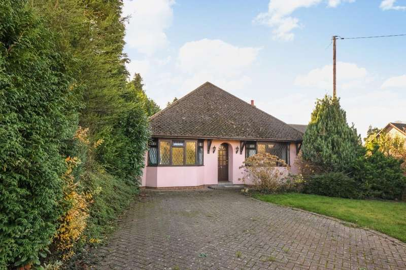 2 Bedrooms Detached Bungalow for sale in Woodcote, Reading, RG8