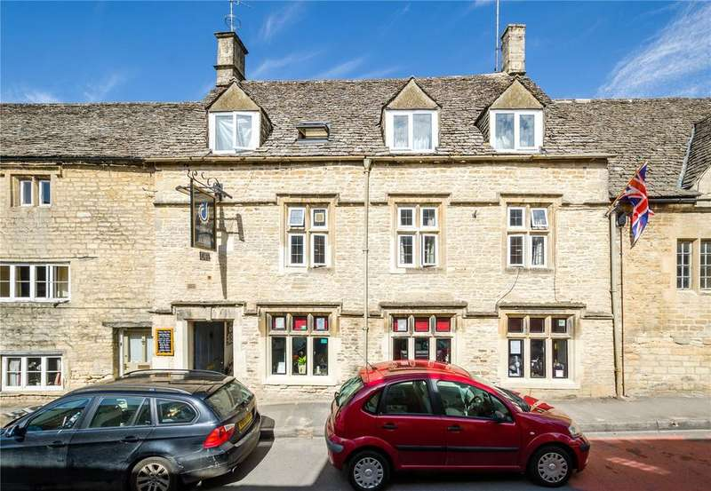 4 Bedrooms Terraced House for sale in High Street, Northleach, Cheltenham, Gloucestershire, GL54