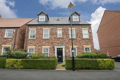 6 Bedrooms Detached House for sale in Netherwitton Way, Great Park, Gosforth, Newcastle Upon Tyne, NE3