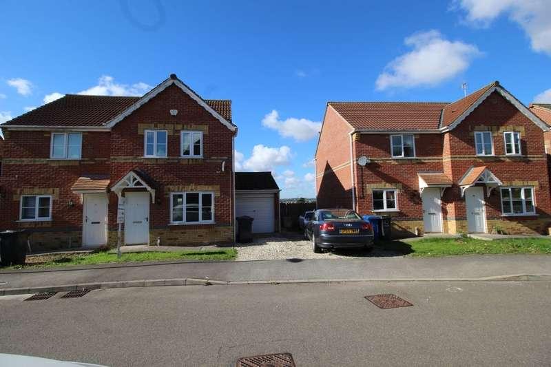 3 Bedrooms Semi Detached House for sale in Juniper Way, Gainsborough, DN21