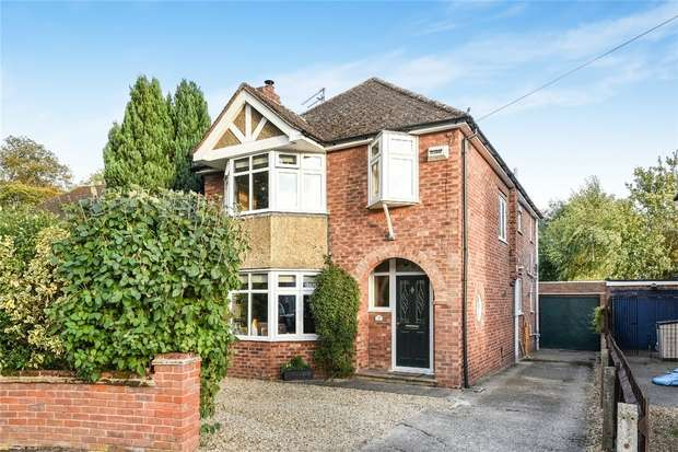 4 Bedrooms Detached House for sale in The Dell, Kempston, Bedford