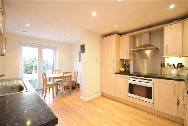 4 Bedrooms End Of Terrace House for sale in Cotswold View, Kingswood, BRISTOL, BS15 1TY