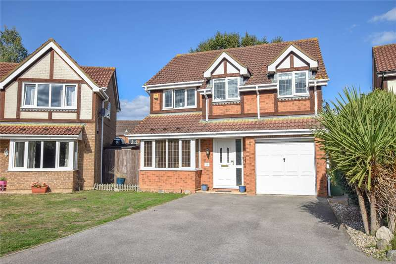 4 Bedrooms Detached House for sale in Coves Farm Wood, Bracknell, Berkshire, RG42