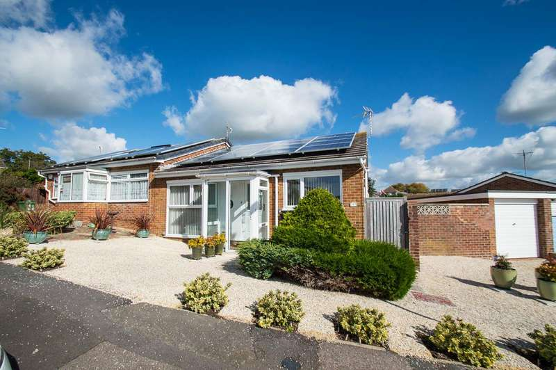 2 Bedrooms Semi Detached Bungalow for sale in Jay Close, Eastbourne