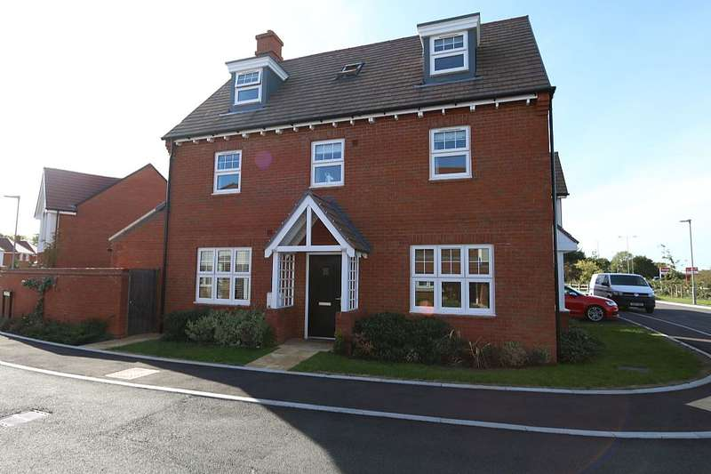5 Bedrooms Detached House for sale in Hutchings Lane, Wareham, Dorset, BH20 4FF