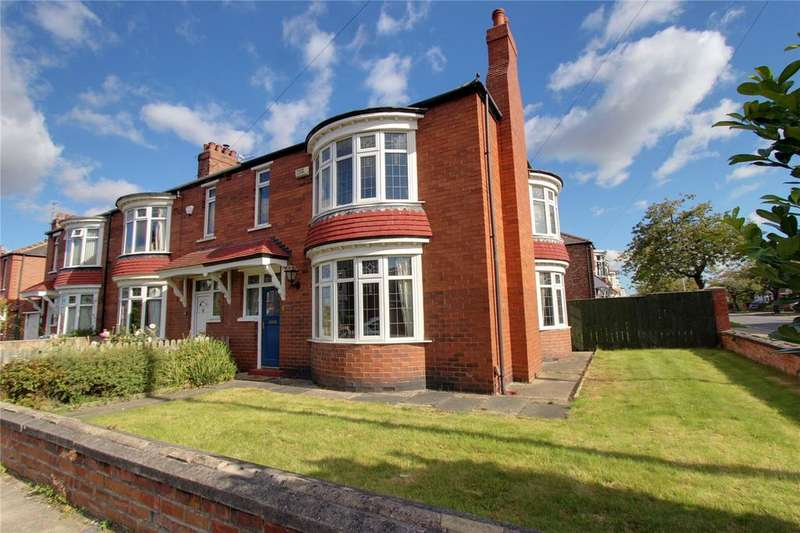 3 Bedrooms End Of Terrace House for sale in Thornfield Grove, Linthorpe