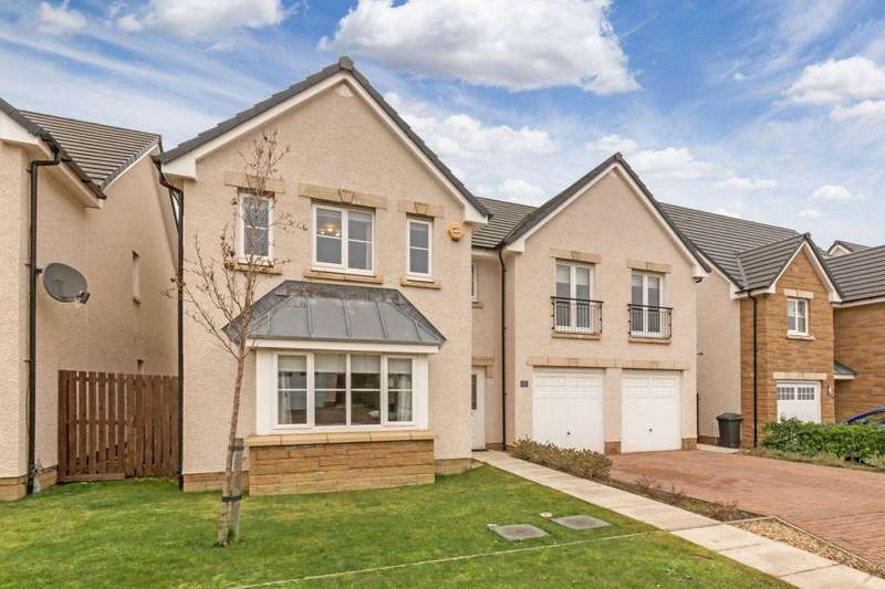 5 Bedrooms Detached House for sale in 12 South Chesters Avenue, Bonnyrigg, EH19 3GN