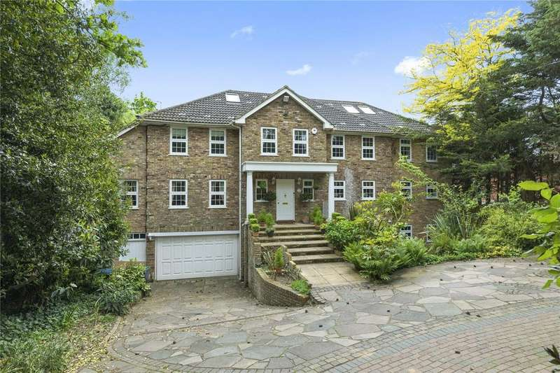 7 Bedrooms Detached House for sale in George Road, Kingston upon Thames