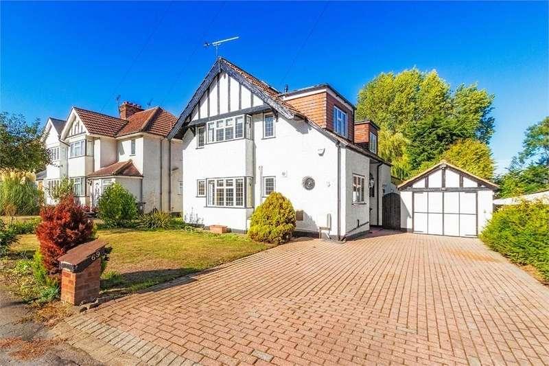 3 Bedrooms Detached House for sale in Bathurst Walk, Richings Park, Buckinghamshire
