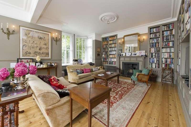 6 Bedrooms House for sale in Baldwyn Gardens, Acton W3