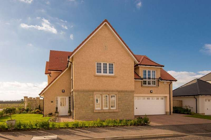 5 Bedrooms Detached House for sale in 74 Douglas Marches, North Berwick, East Lothian, EH39 5LZ