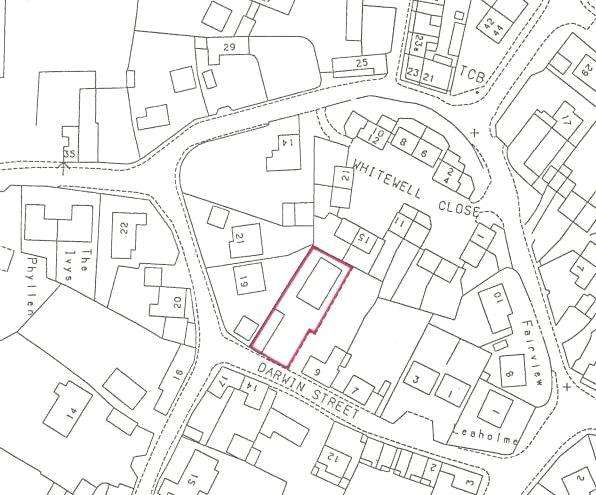 Land Commercial for sale in Darwin Street, Kirton In Lindsey, Gainsborough, Lincolnshire, DN21