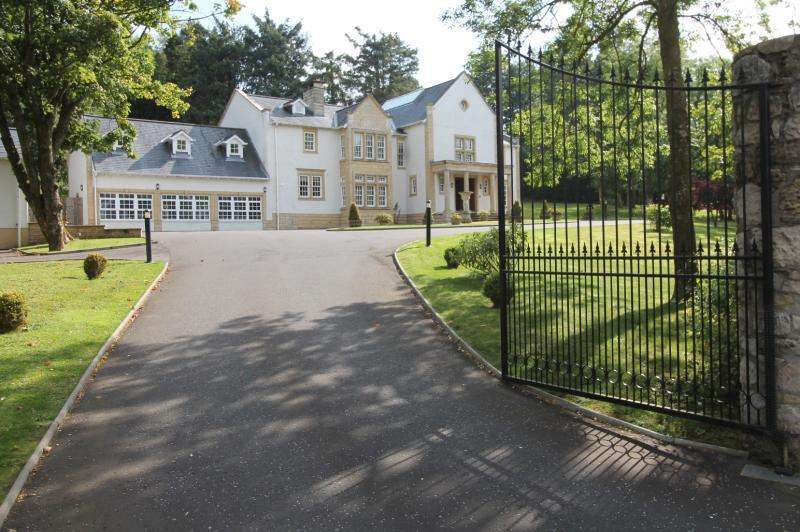 7 Bedrooms Detached House for sale in Lovat Lodge, Endrick Road, Killearn