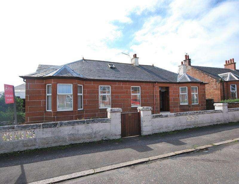 4 Bedrooms Detached Bungalow for sale in 22 Mansfield Road, Prestwick, KA9 2DL