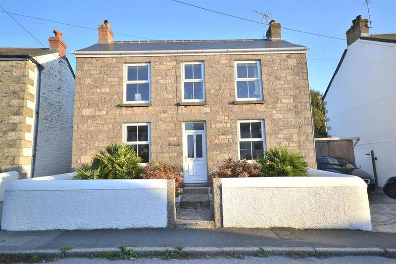 3 Bedrooms Detached House for sale in Unity Road, Porthleven, Helston