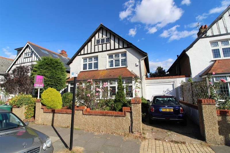 3 Bedrooms Detached House for sale in Raphael Road, Hove