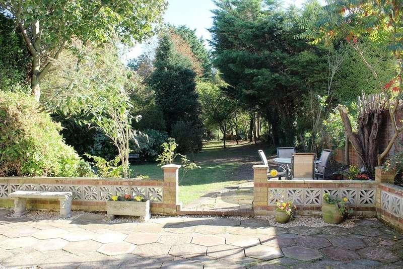 4 Bedrooms Detached House for sale in Ashwell Road, Bygrave, Baldock, SG7