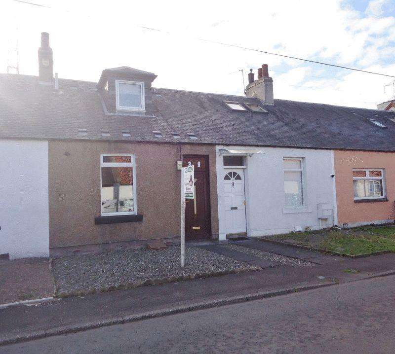 2 Bedrooms Terraced House for sale in Hawkhill Road, Kincardine