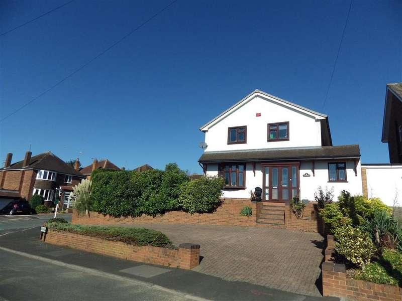 4 Bedrooms Detached House for sale in Alison Road, Halesowen