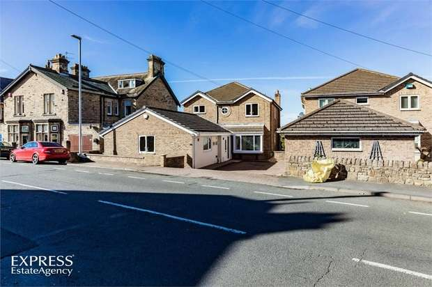 6 Bedrooms Detached House for sale in Saxon Court, Bishop Auckland, Durham