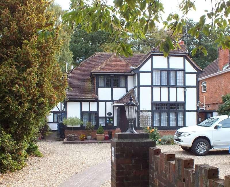 8 Bedrooms Detached House for sale in Farnborough Road, Farnborough, Hampshire, GU14 7JJ