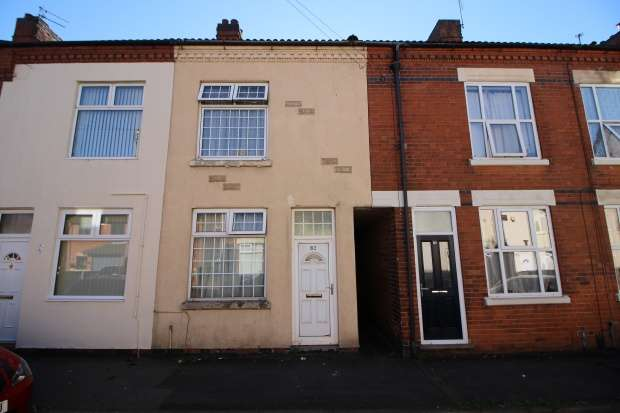 2 Bedrooms Terraced House for sale in Albert Road, Coalville, Leicestershire, LE67 3AA