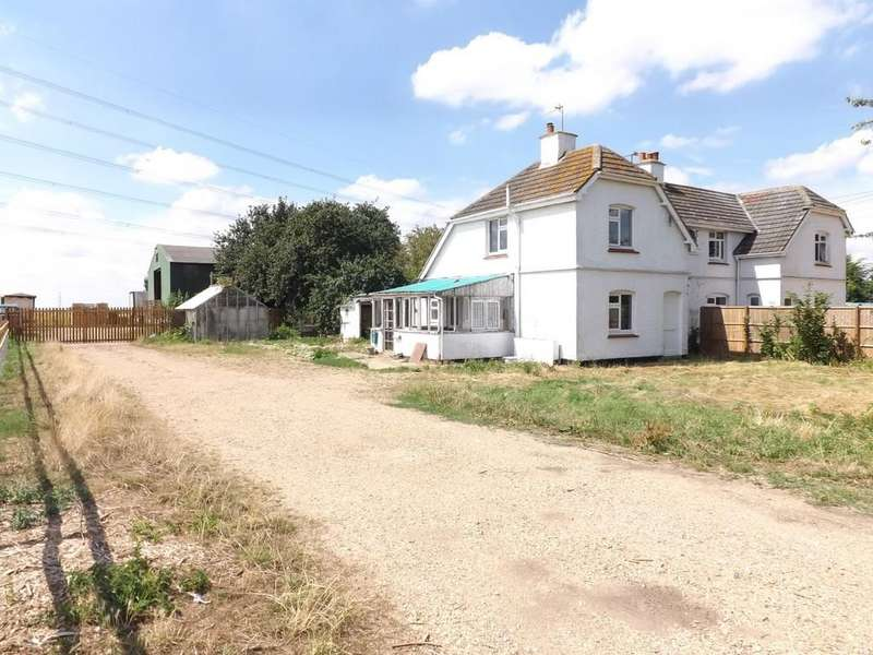 3 Bedrooms Semi Detached House for sale in Moulton Seas End